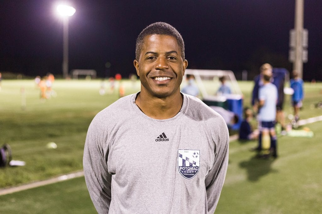 Photo of Coach Andre Wise