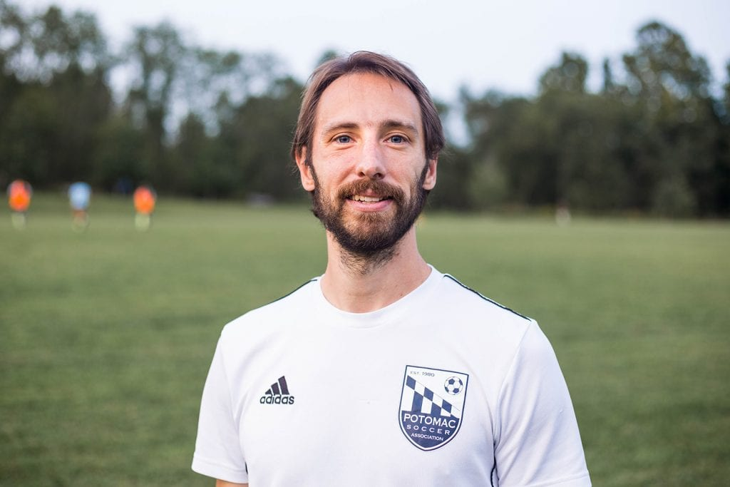 Photo of Coach Andy Wilder