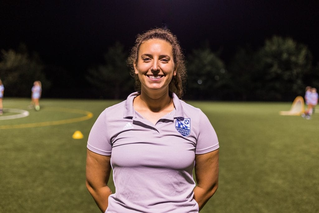 Photo of Coach Kirsten Glad