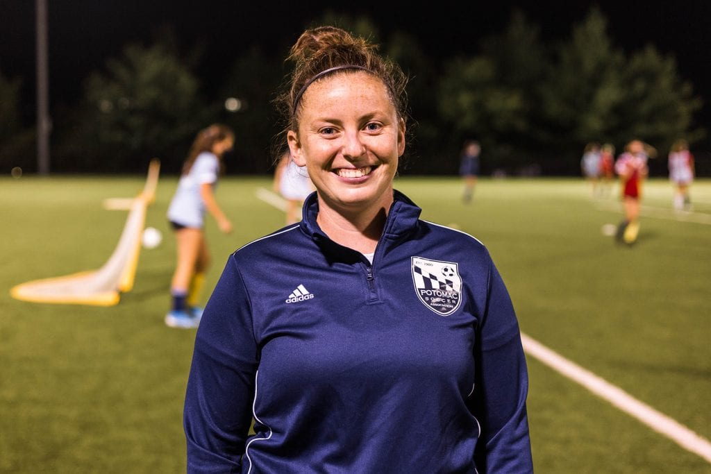 Photo of Coach Nikki Rieland
