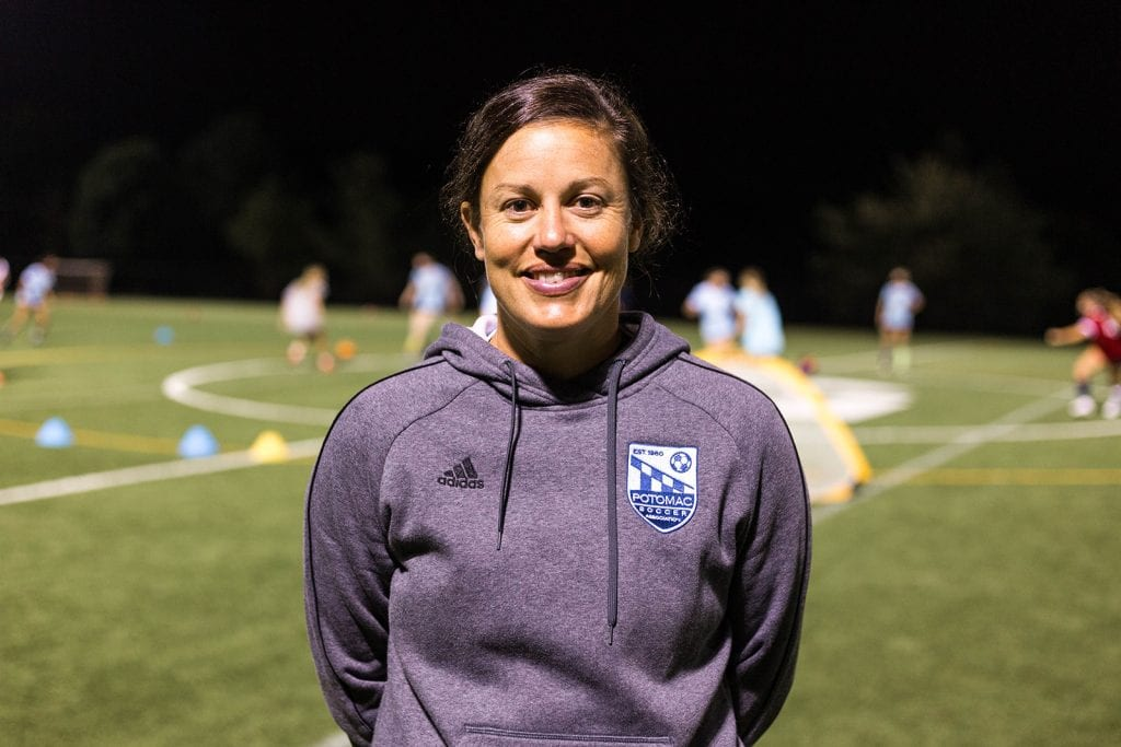 Photo of Coach Becky Pantazar