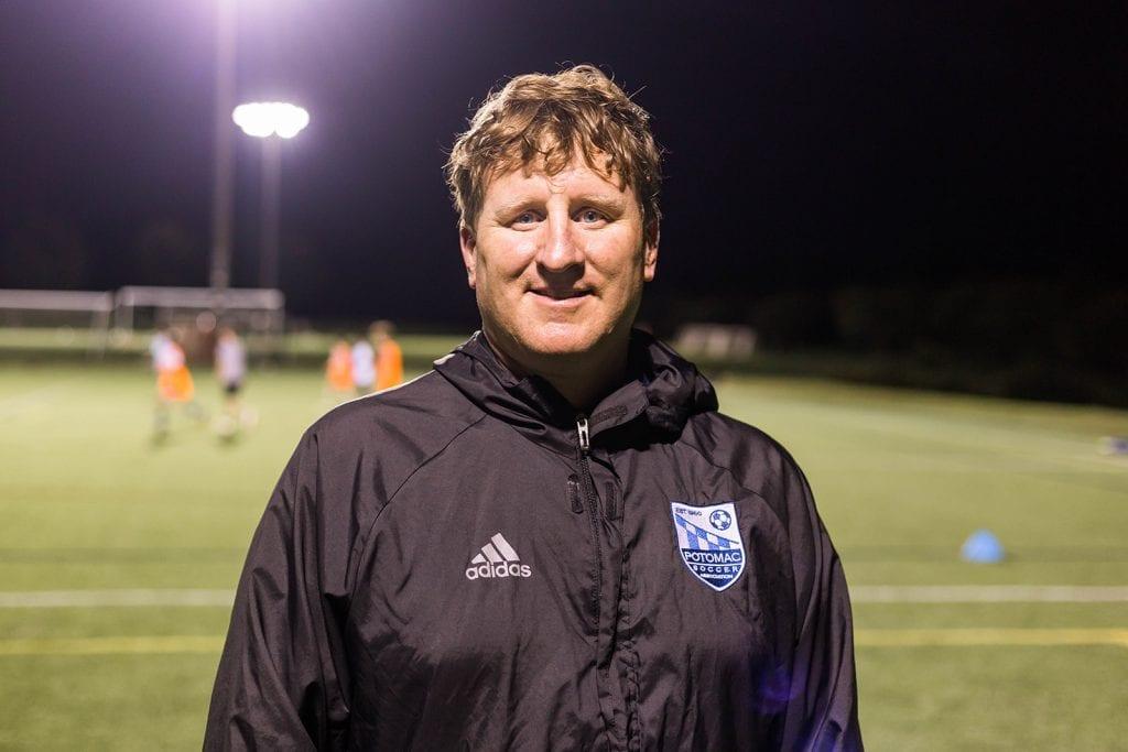 Photo of Coach Brian Wall