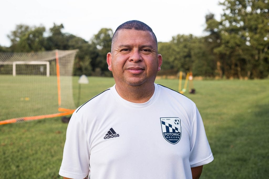 Photo of Coach Gui Melendez