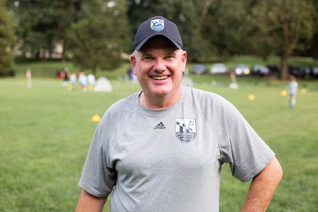 Photo of Coach Graham Yowell