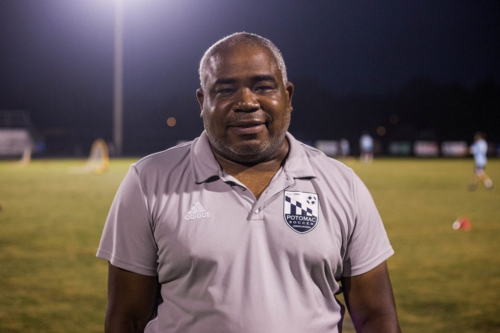 Photo of Coach Diallo Embry