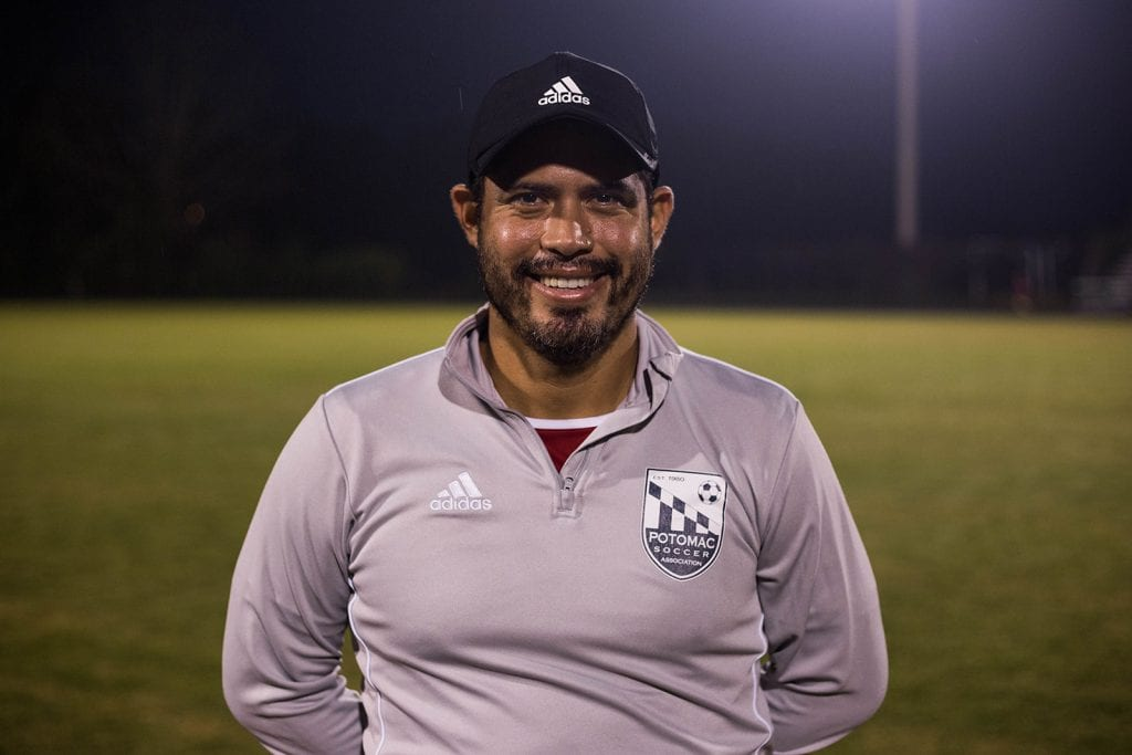 Photo of Coach Gus Delgado