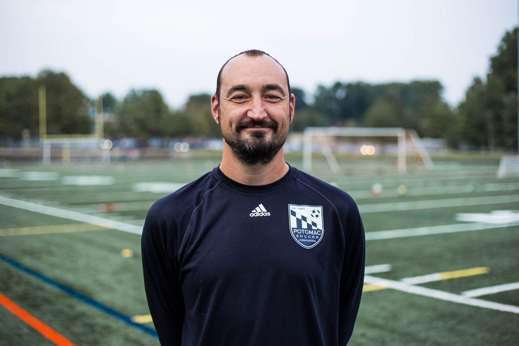 Photo of Coach Jesse Balsamo