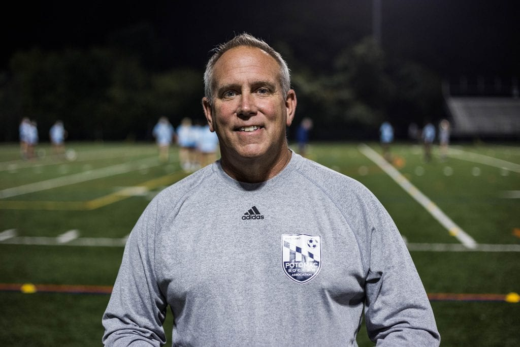 Photo of Coach Bill Pizzano